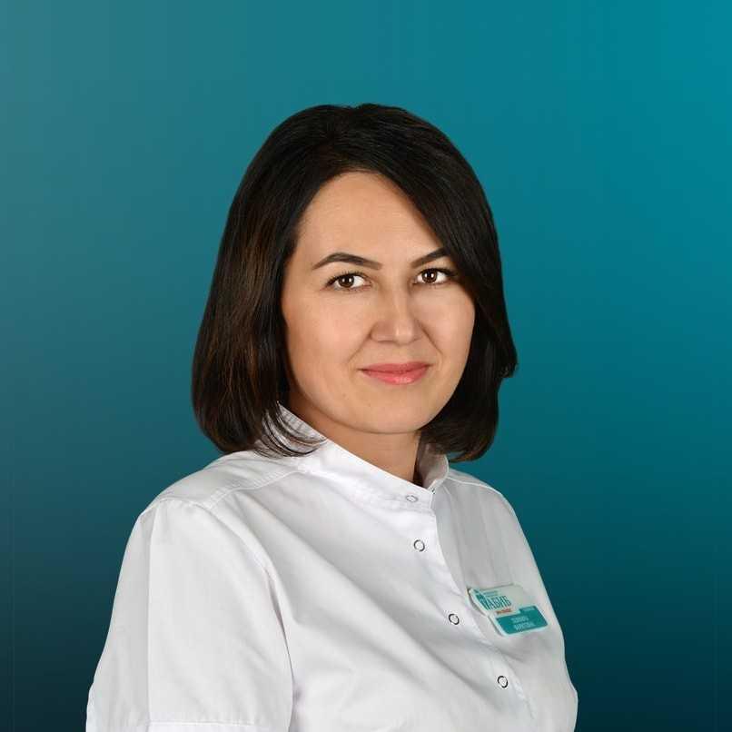 Салимова Земфира Фаритовна - фотография