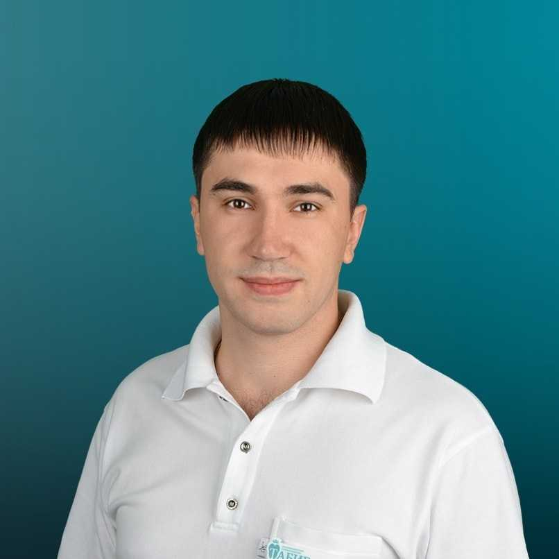 Давлетов Ильдар Фларидович - фотография