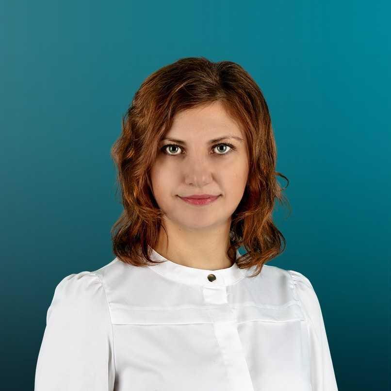 Цапенко Евгения Сергеевна - фотография