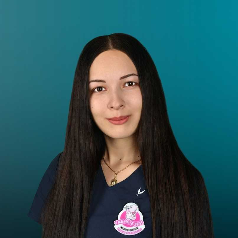 Ялалтдинова Регина Робертовна - фотография