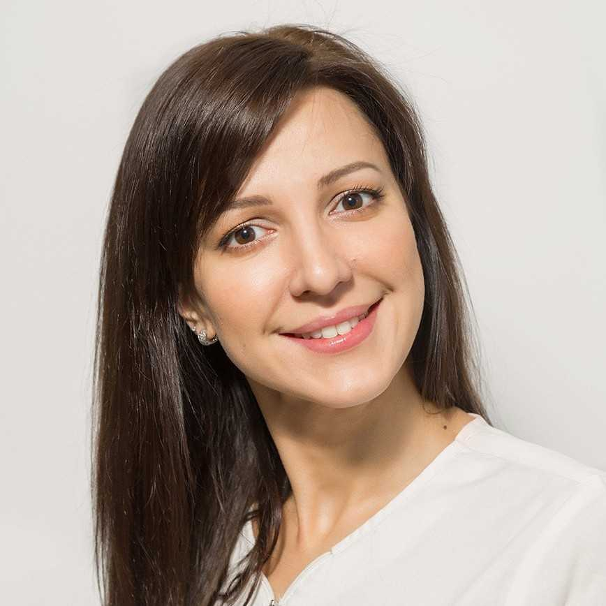 Михайлюк Марина Сергеевна - фотография