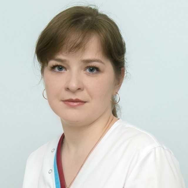 Логоша Екатерина Николаевна - фотография