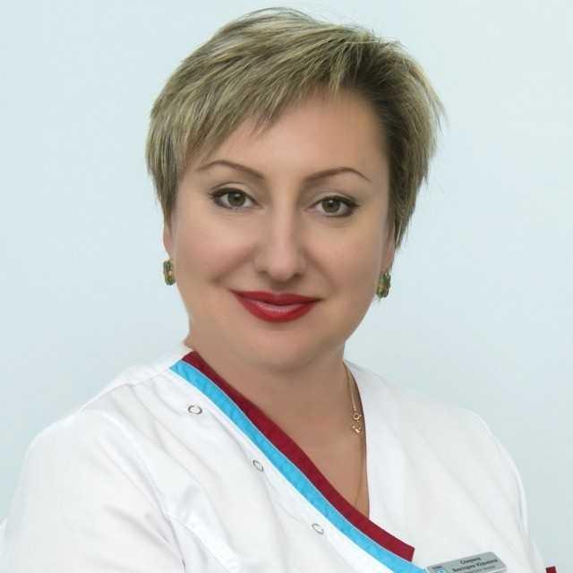 Спирина Виктория Юрьевна - фотография