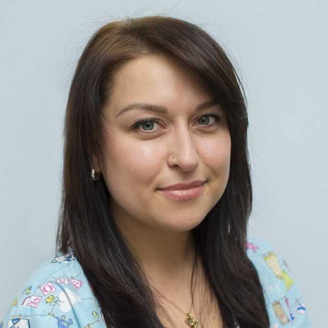 Воронова (Евстегнеева) Анастасия Владиславовна - фотография