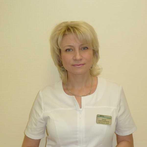Бобкова Елена Владимировна - фотография