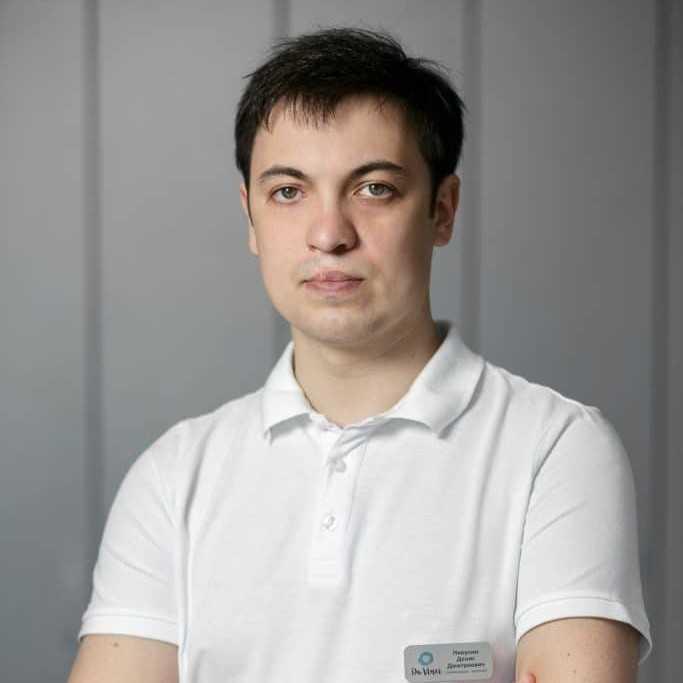 Никулин Денис Дмитриевич - фотография
