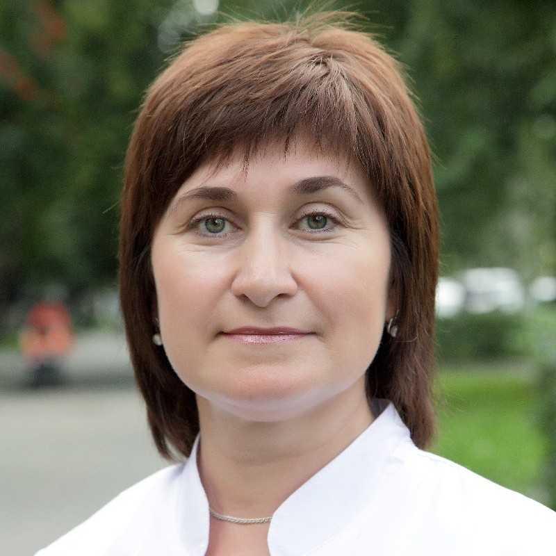 Чебакова Елена Юрьевна - фотография