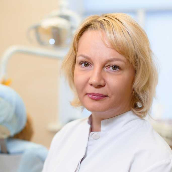 Кузнецова Ирина Владимировна - фотография