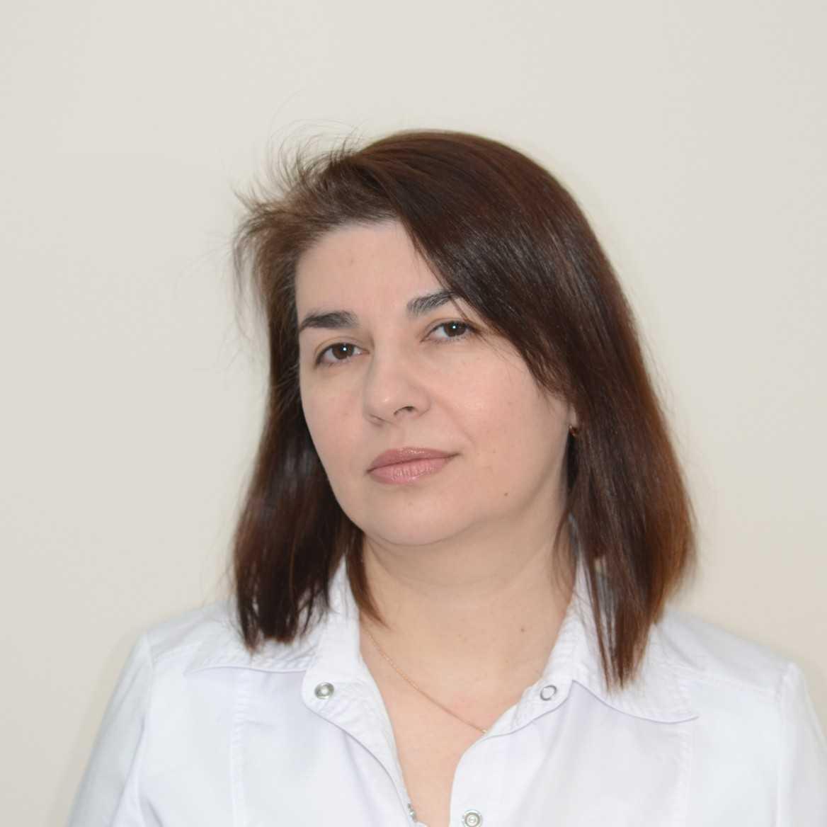 Райлян Оксана Константиновна - фотография