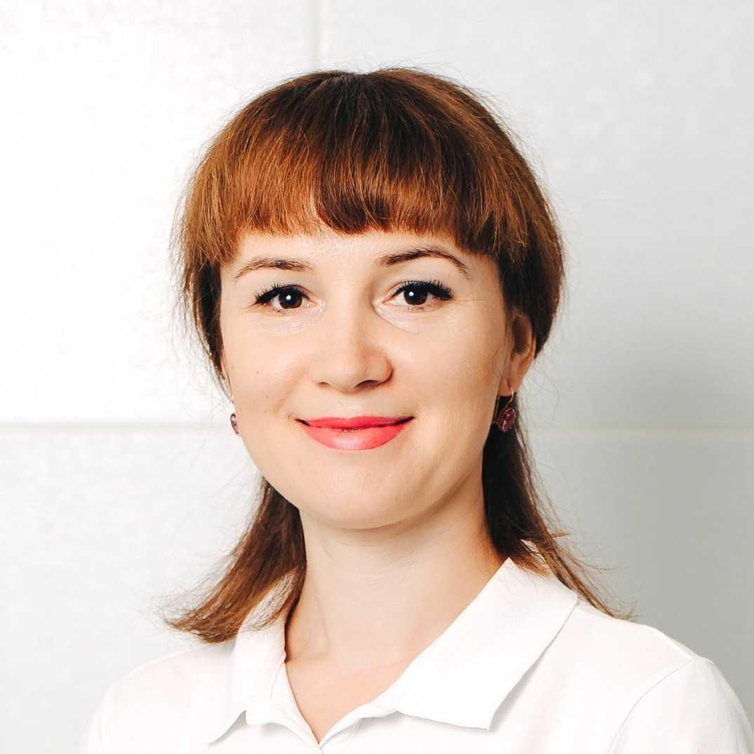 Сафарова Элиза Рустемовна - фотография