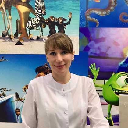 Рубцова Ольга Сергеевна - фотография