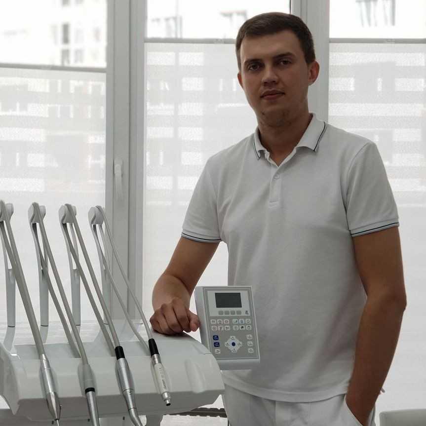 Кучеренко Павел Олегович - фотография