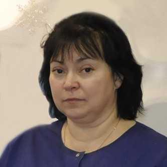 Туркова Ольга Семеновна - фотография