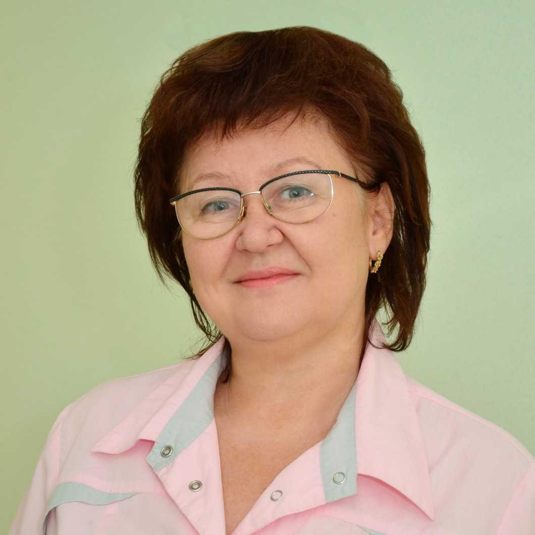 Чайка Наталья Николаевна - фотография