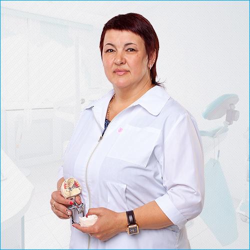 Баринова Ольга Валентиновна - фотография