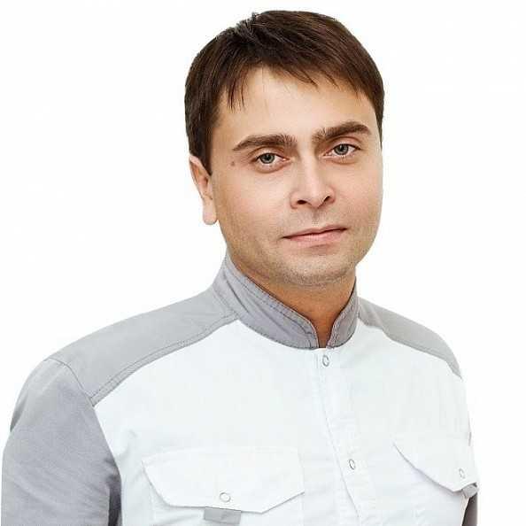 Захаркин Максим Борисович - фотография