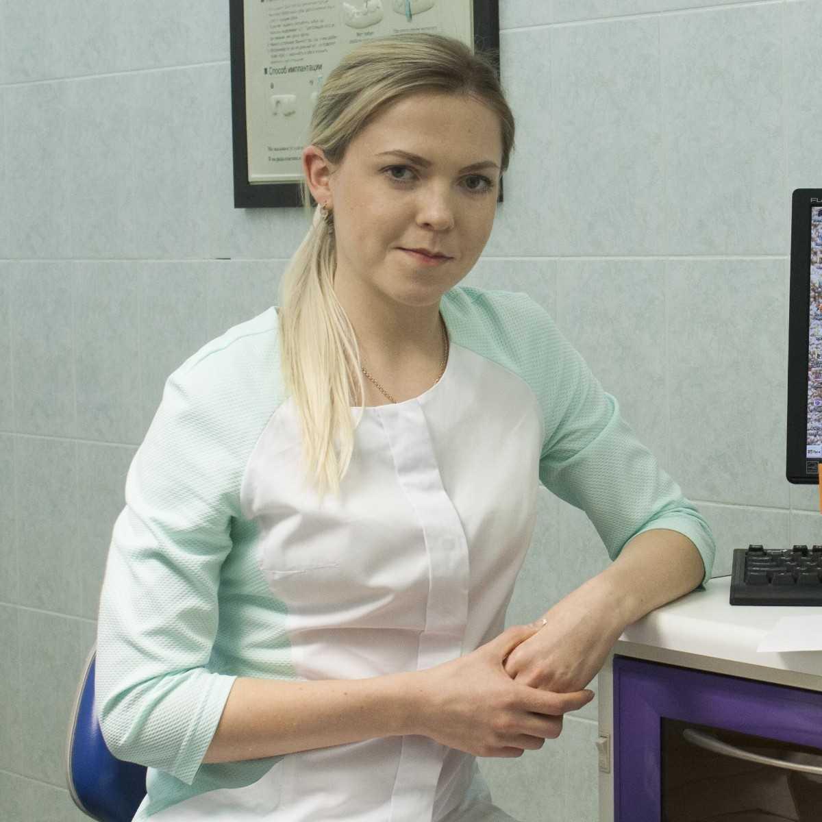 Чалая Юлия Владимировна - фотография