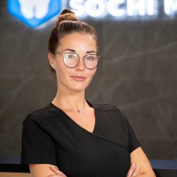Батрак Ольга Александровна - фотография