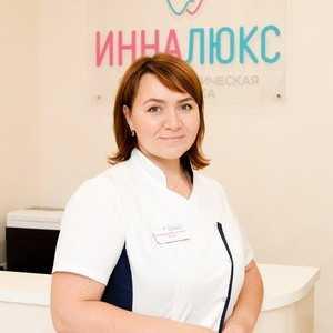 Быкова Анастасия Михайловна - фотография