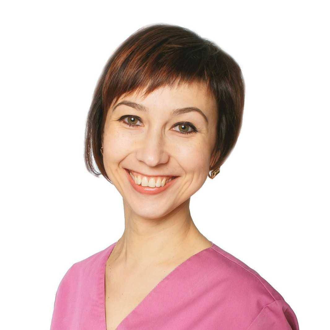 Назарова Евгения Владимировна - фотография