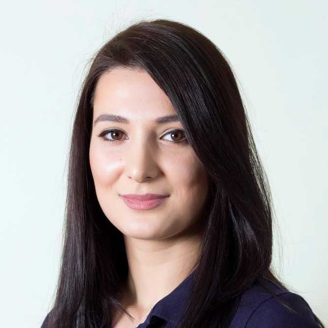 Алиева Залина Гасановна - фотография