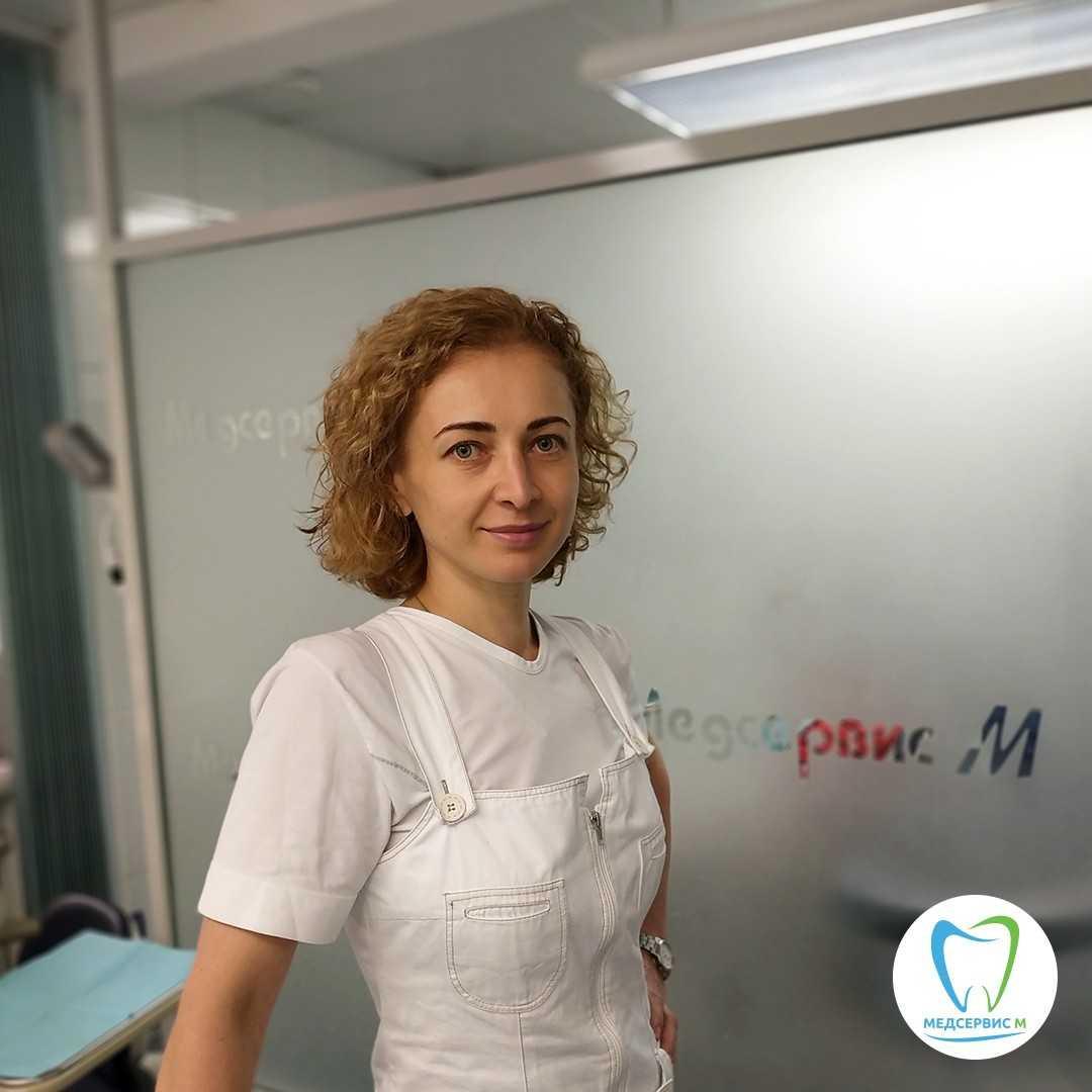 Черкезишвили Теа Нугзаровна - фотография
