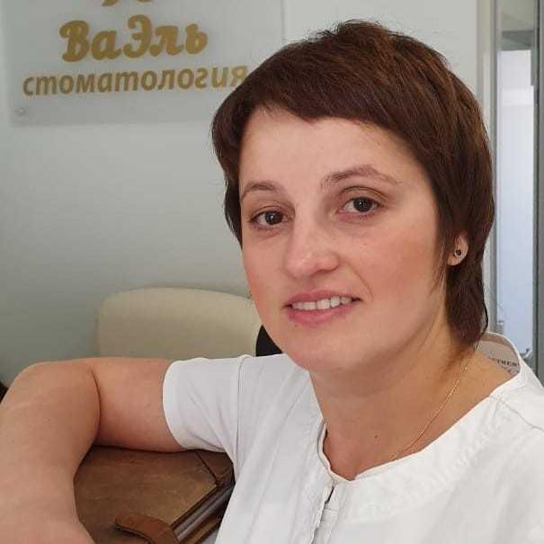 Изергина Эльвира Фаильевна - фотография
