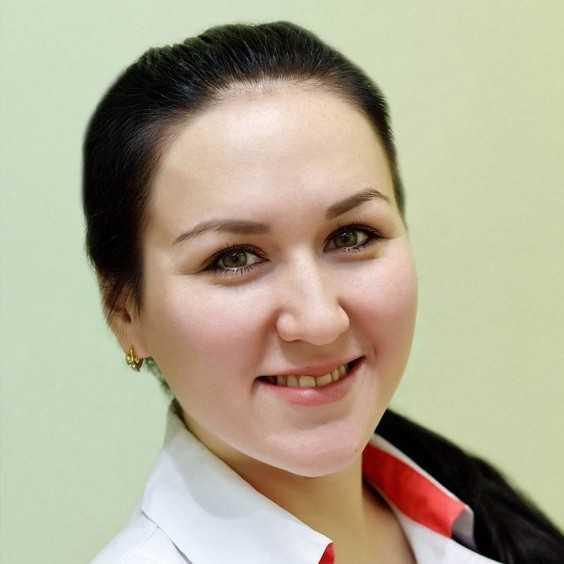 Зайниева Гузель Рамилевна - фотография