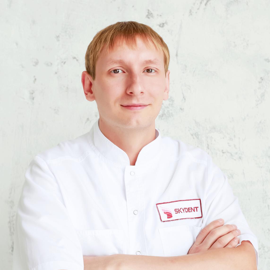 Щербаков Алексей Игоревич - фотография