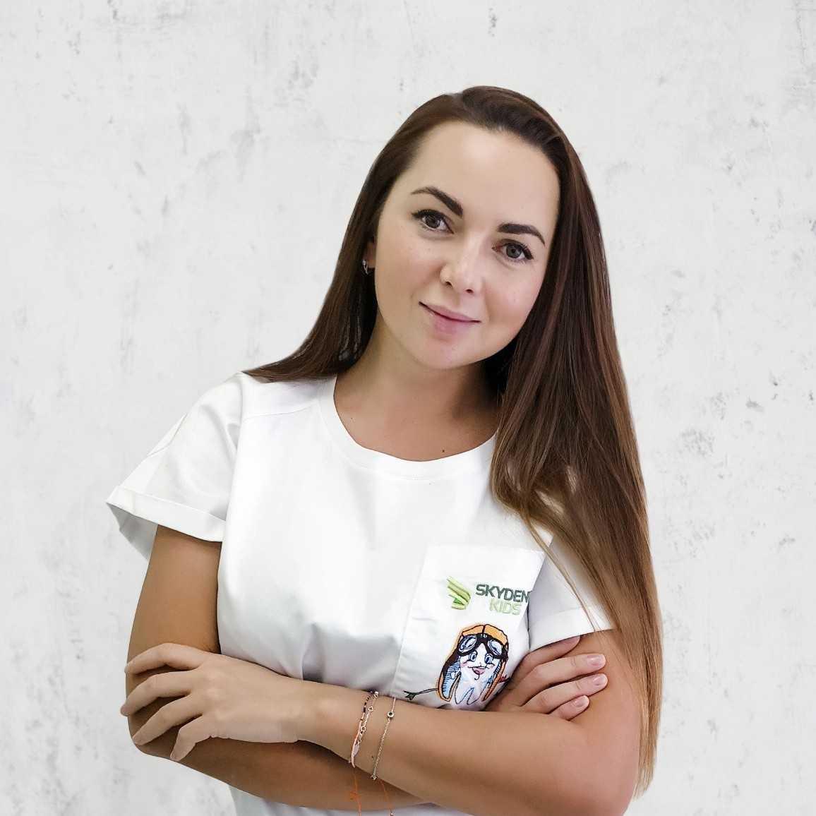 Томчик Анастасия Александровна - фотография