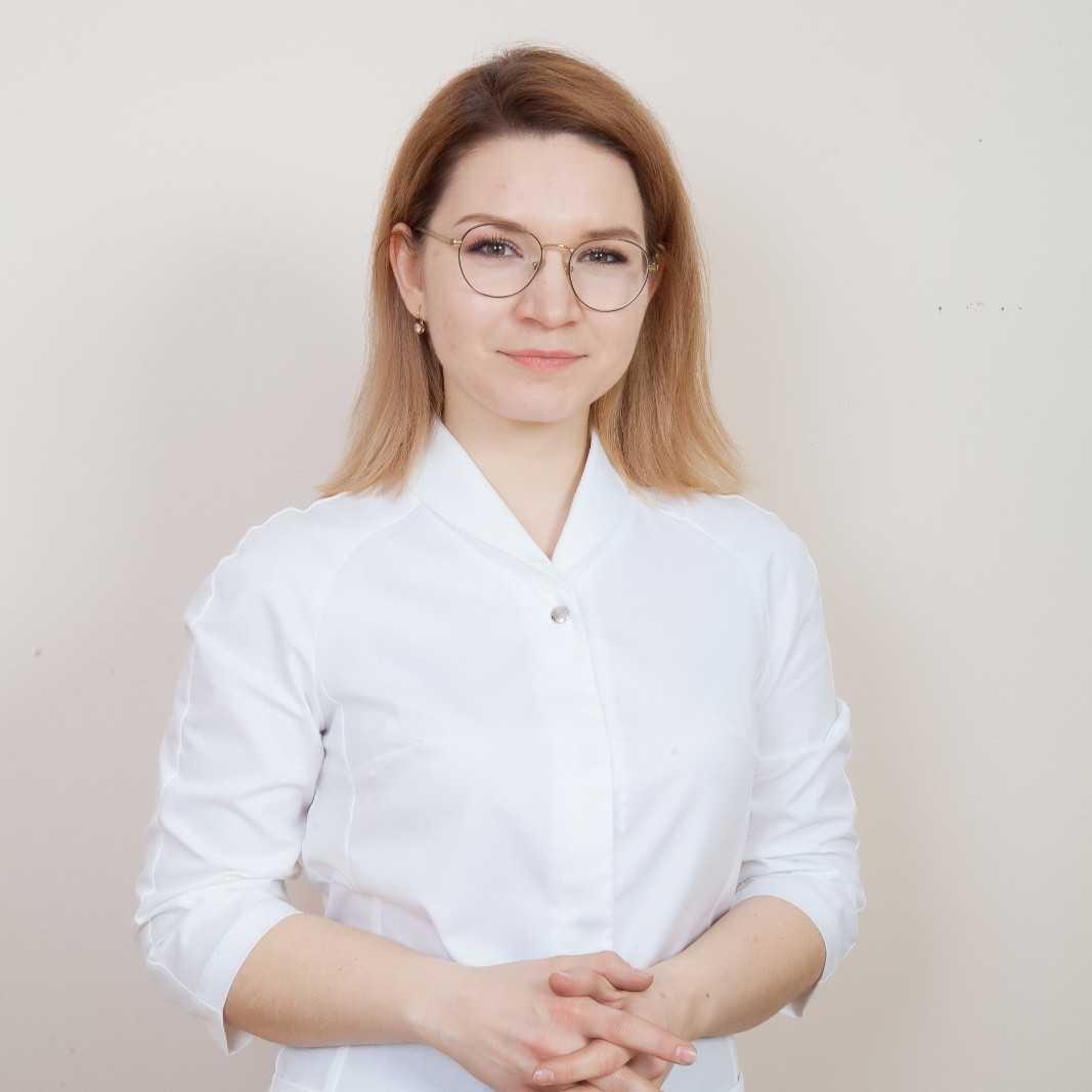 Слепухина Валерия Михайловна - фотография