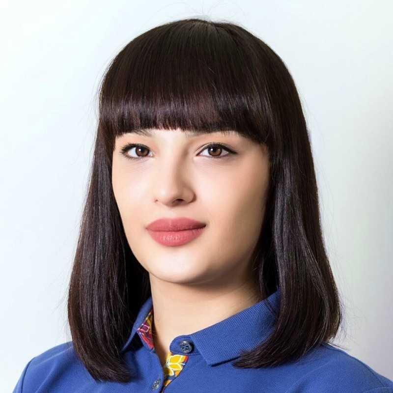 Султанова Жале Низамиевна - фотография