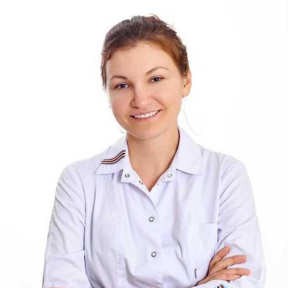 Нестерова Анна Вениаминовна - фотография