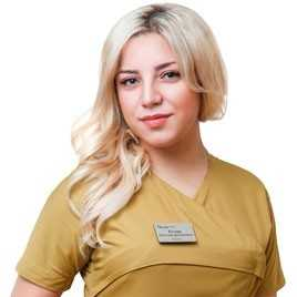 Югова Кристина Дмитриевна - фотография