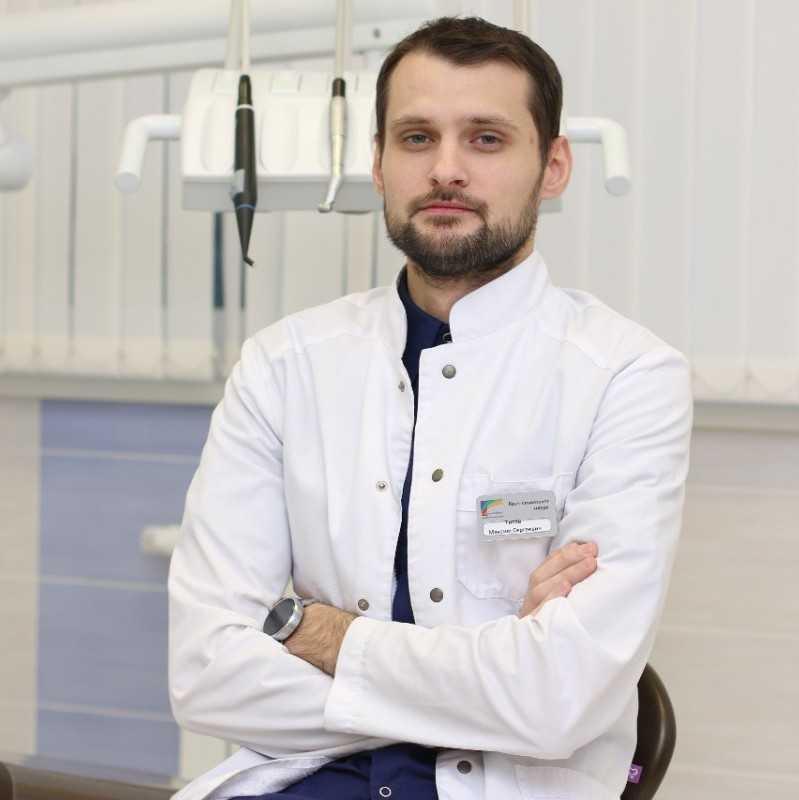 Титов Максим Сергеевич - фотография