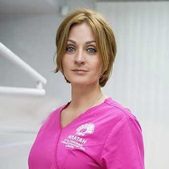 Усова Инга Сергеевна - фотография