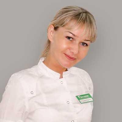 Чурута Лариса Юрьевна - фотография