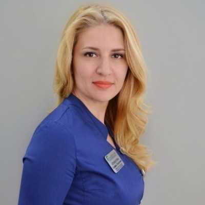 Стаматова Эллина Павловна - фотография