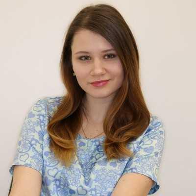 Анашкина Дарья Юрьевна - фотография
