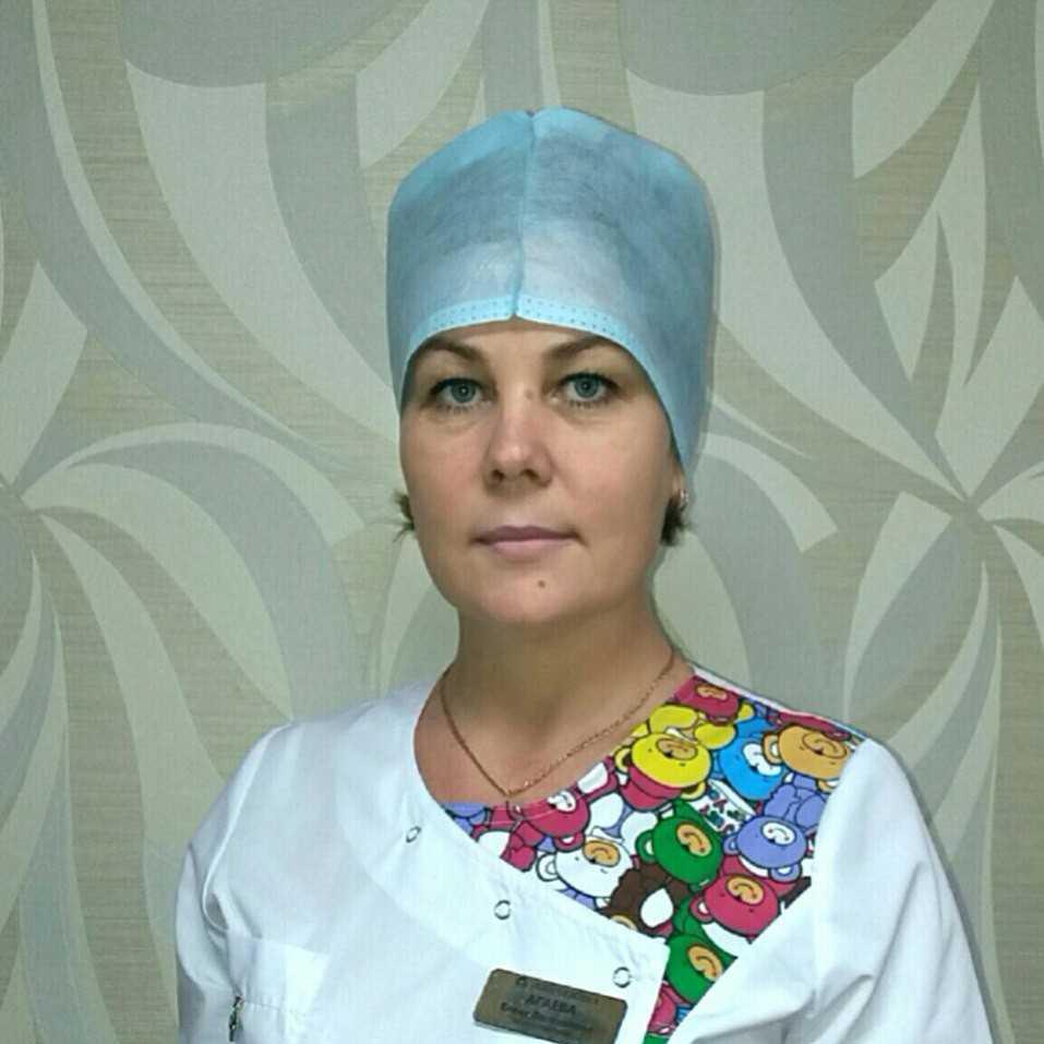 Агаева Елена Васильевна - фотография