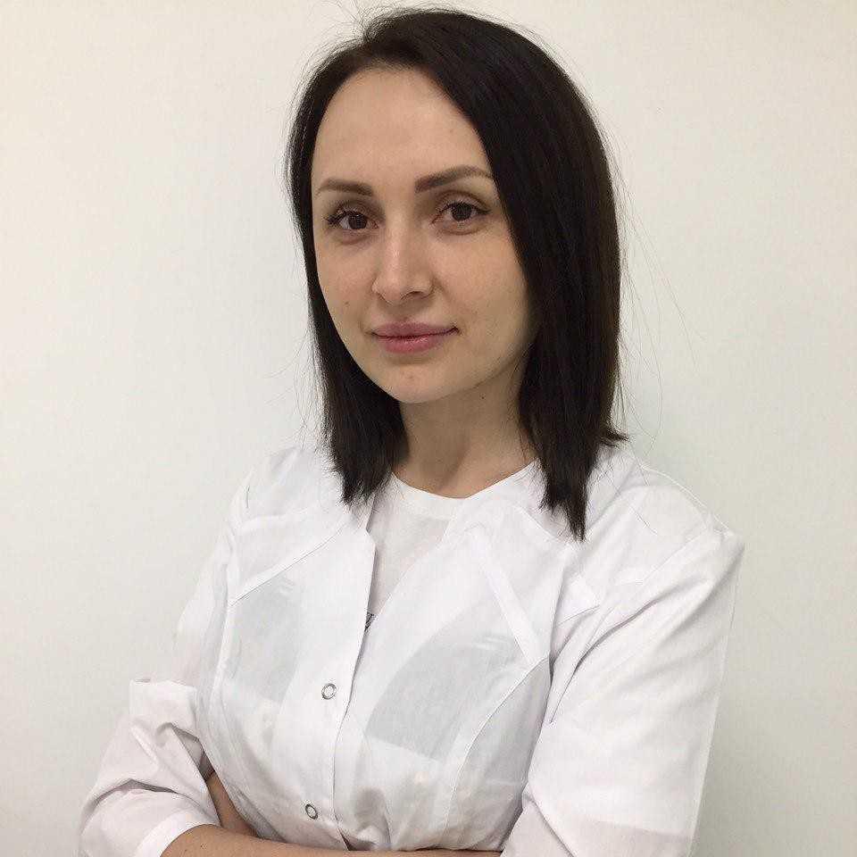Сапега Олеся Андреевна - фотография