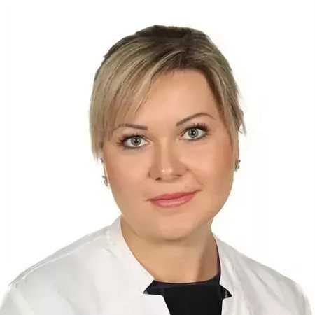 Васильева Юлия Алексеевна - фотография