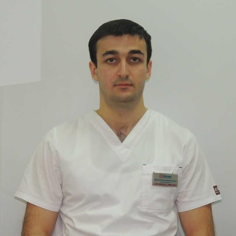Кумахов Ислам Владимирович - фотография