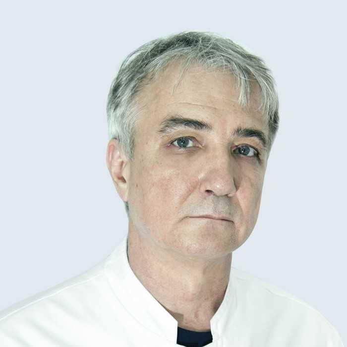 Бессонов Сергей Алексеевич - фотография
