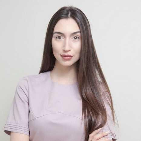 Малкина Виктория Дмитриевна - фотография