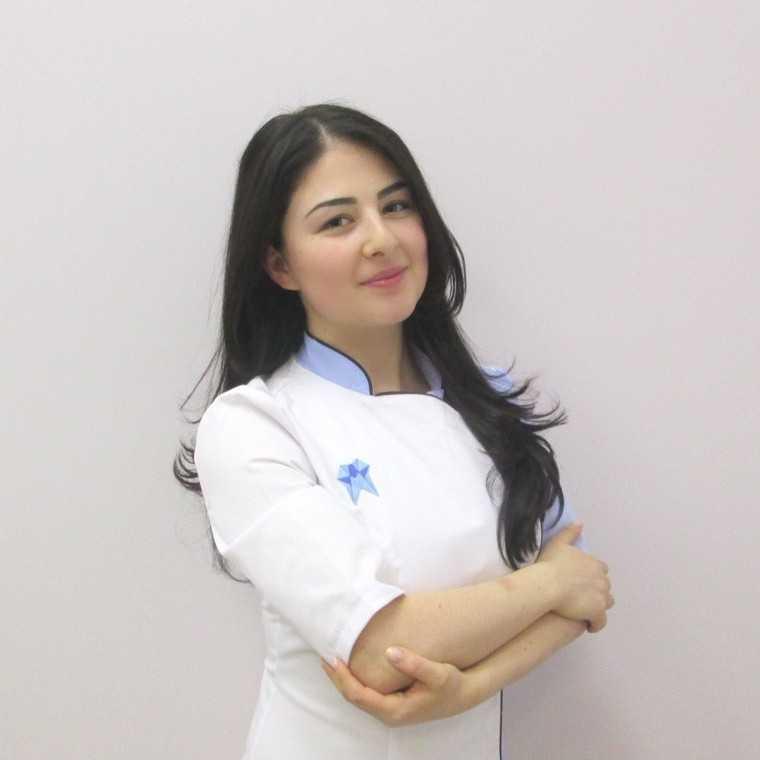 Мушегян Диана Кареновна - фотография