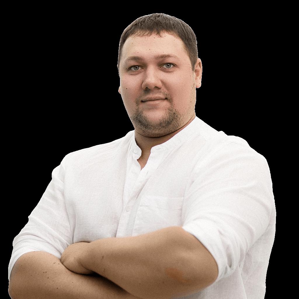 Бобрик Евгений Олегович - фотография