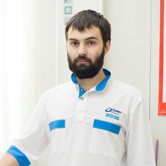 Плохотниченко Дмитрий Александрович - фотография