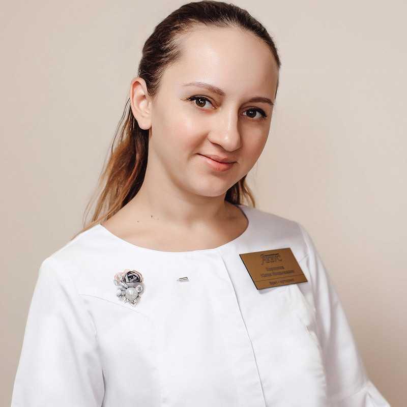 Воронина Юлия Николаевна - фотография
