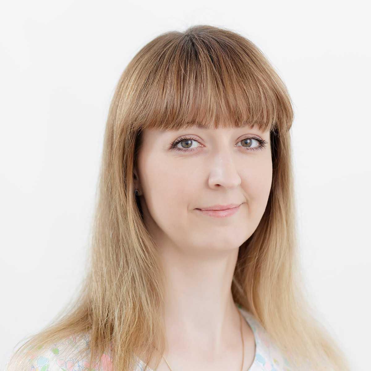 Жукова Ирина Сергеевна - фотография